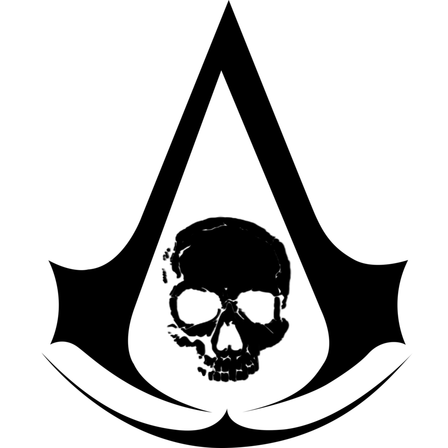 Assassin Creed Black Flag Logo Without Text Quidek