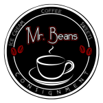 Beans Coffee Shop Logo Assasindreams