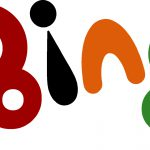 Black Bing Logo