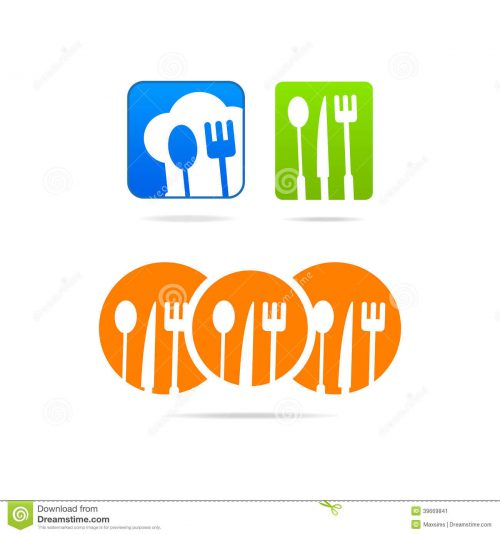 Boss Icon Kitchen Logo Web Business Sign