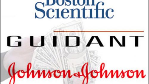 Boston Scientific Gets Guidant Cbs