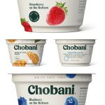 Brand New Logo Identity Packaging Chobani Done