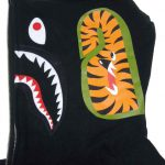 Brand Select Shop Abism Bathing Ape Shark Zip Hoodie Bape