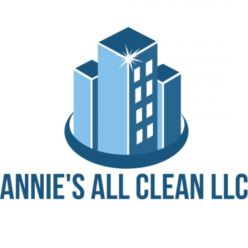 Building Cleaning Logo