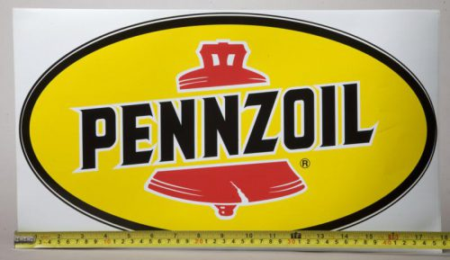 Buy Pennzoil Sticker Decal Large Wide Motorcycle Philadelphia