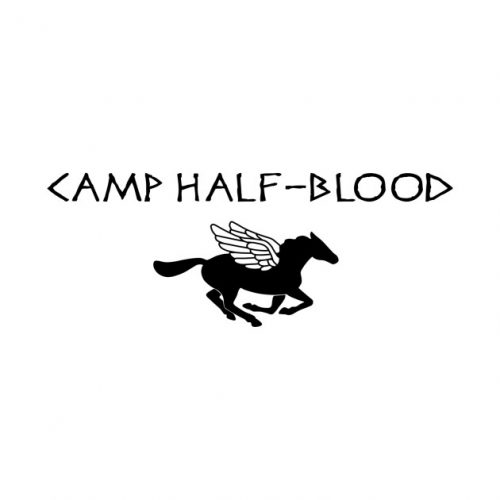 Camp Half Blood Percy Jackson Shirt