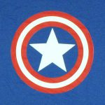 Captain America Logo Shield
