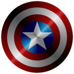 Captain America Shield Redo Kalel
