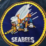 Dated Navy Utility Jacket Huge Seabees