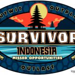 Designing Survivor Part Graphic Cultural Design