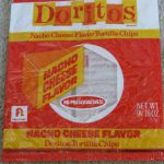 Doritos Bag Love Old Logo Used