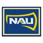 Fanmats Ncaa Northern Arizona University Blue Indoor Rectangle Area