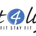 Fit Life Fitness Logo Graphicdesign