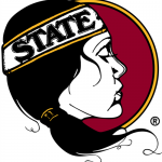 Florida State Seminoles Pres Misc Logo Iron Sticker Heat