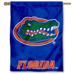 Gators Vertical Banner Flag Flags