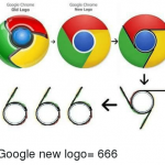 Google Chrome Old Logo New