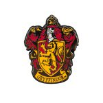 Harry Potter Gryffindor Lapel Pin