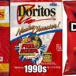 Here Chip Brands Have Changed Since Were