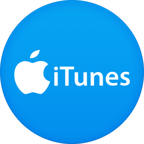 Itunes Icon Circle Iconset
