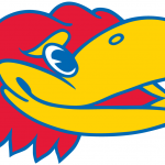 Kansas Jayhawks Partial Logo Ncaa Division Chris Creamer Sports