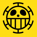 Law One Piece Logo Clipart
