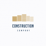 Logo Construction Company Designtube Creative Design