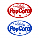 Logo Design Contests Holiday Popcorn Silvereagle