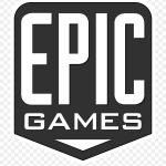 Logo Fortnite Epic Games Video Shot