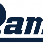 Los Angeles Rams Wordmark Logo National Football League Nfl Chris Creamer Sports