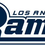 Los Angeles Rams Wordmark Svg Wikimedia