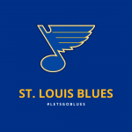 Louis Blues Logo