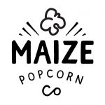Maize Popcorn Brand Packaging