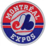 Montreal Expos Primary Team Logo