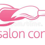 Nail Bar Salon Concept Vector Illustration