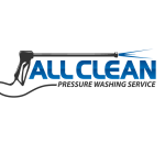 New Logo Pressure Washing Service Company Design