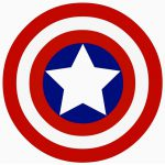 Not Pentagram Captain America Shield Logo Fasttech