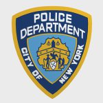 Nypd Police Department Logo Polygon