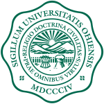 Ohio University Seal Svg