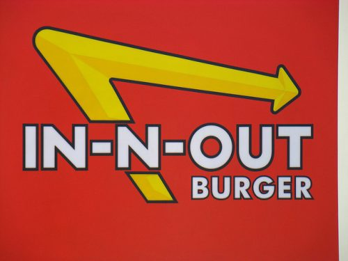 Out Burger Logo Flickr