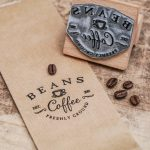 Personalised Company Logo Stamp English