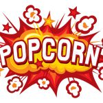Popcorn Design Vector Illustration