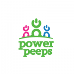 Power Peeps Logo Design