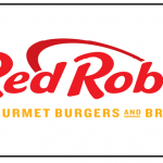 Red Robin Logo Flag Rocky Mountain Kite