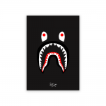 Rhys Designs Bape Shark All