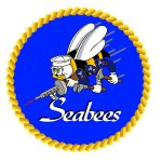 Seabee Seal Armed Services Navy