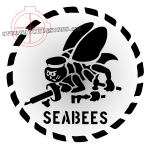 Seabees Build Fight Decal Custom Sticker