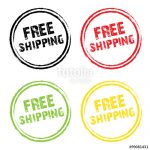 Shipping Logo Vector Files Fotolia