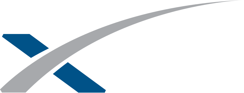 Spacex Logo Xonly Svg Wikimedia