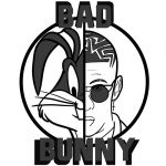 Sters Bad Bunny Wolfwade