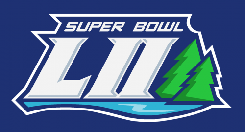 Super Bowl Lii Logo Concept Concepts Chris Creamer Sports Logos Community